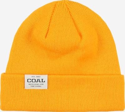 Coal Mütze in gelb, Produktansicht