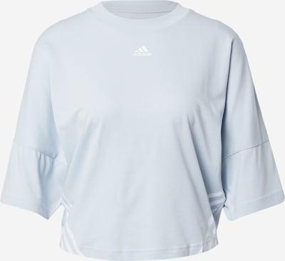 ADIDAS PERFORMANCE Koszulka funkcyjna w kolorze opal / białym, Podgląd produktu