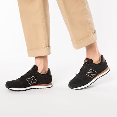 new balance Sneaker 'GW500' in rosegold / schwarz: Frontalansicht