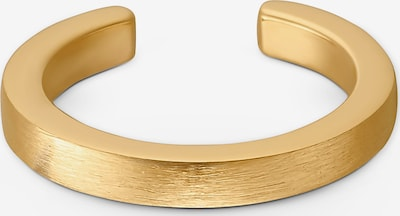 QOOQI Ear Cuff in gold, Produktansicht