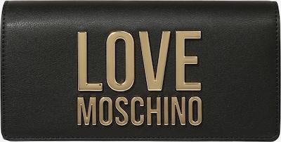 Love Moschino Geldbörse in gold / schwarz, Produktansicht