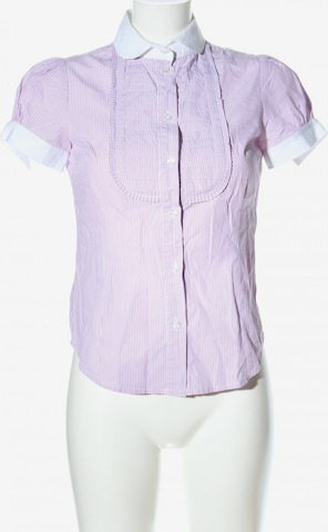Henry Cotton's Kurzarm-Bluse in S in Pink