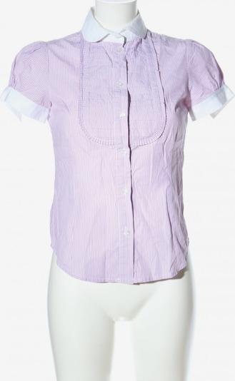 Henry Cotton's Kurzarm-Bluse in S in pink / weiß, Produktansicht