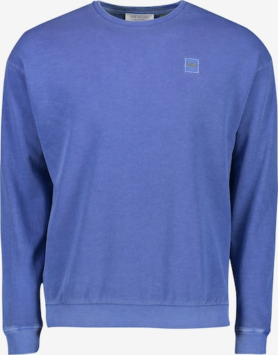 NEW IN TOWN Sweatshirt in blau, Produktansicht