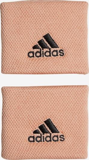 ADIDAS PERFORMANCE Schweißband in rosa / schwarz, Produktansicht