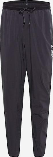 adidas Terrex Outdoorbroek in de kleur Zwart, Productweergave
