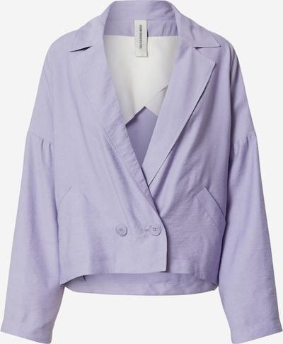 DRYKORN Blazer 'GIRVAN' en violet, Vue avec produit