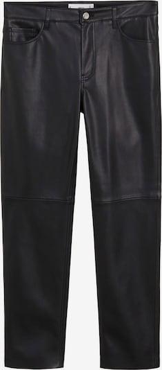 MANGO Broek 'Lille' in de kleur Zwart, Productweergave