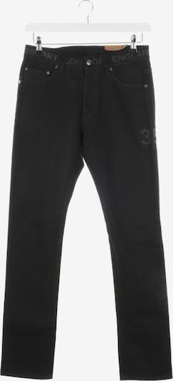 BURBERRY Jeans in 31 in schwarz, Produktansicht