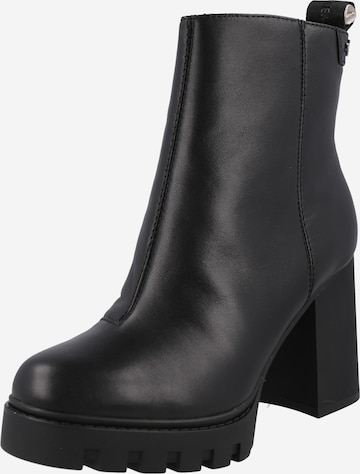 Calvin Klein Jeans Ankle Boots in Black
