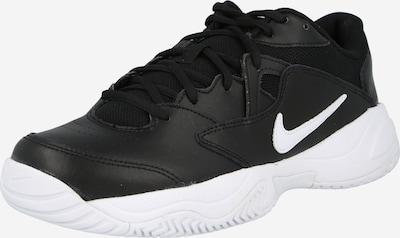 fekete / fehér NIKE Sportcipő 'Court Lite 2', Termék nézet