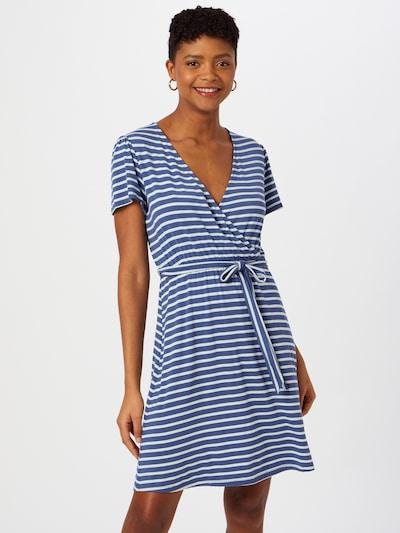 GAP Šaty - modrá / bílá, Model/ka