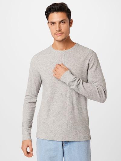 s.Oliver T-shirt i gråmelerad: Sedd framifrån