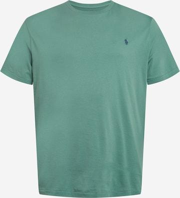 Polo Ralph Lauren Big & Tall T-Shirt in Grün