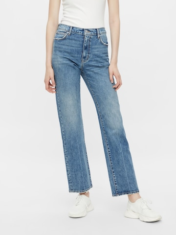 PIECES Jeans 'ELAN' in Blauw