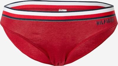 Tommy Hilfiger Underwear Slip en bleu marine / rouge / blanc, Vue avec produit