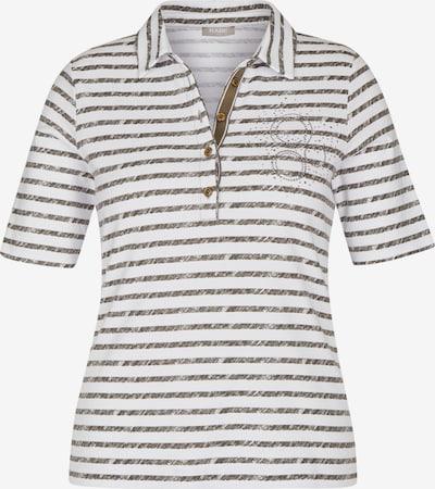 Rabe Shirt in oliv / weiß, Produktansicht