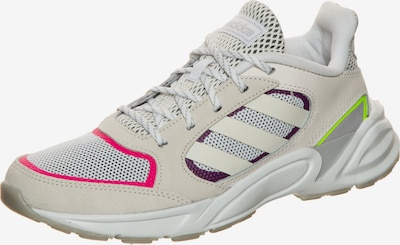 ADIDAS PERFORMANCE Laufschuh '90s Valasion' in neongelb / lila / weiß, Produktansicht