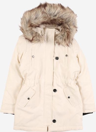 KIDS ONLY Zimná bunda 'KONIris' - krémová / hnedá, Produkt