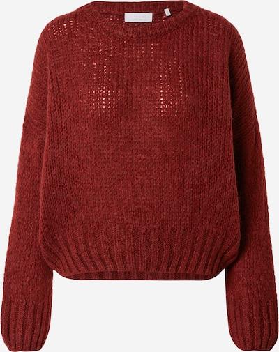 Rich & Royal Pullover in weinrot, Produktansicht