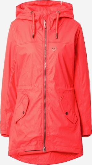 Ilga rudeninė-žieminė striukė iš Alife and Kickin , spalva - raudona, Prekių apžvalga