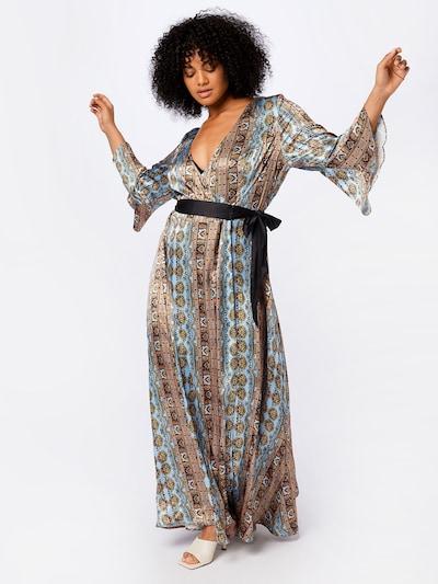 Chi Chi Curve Společenské šaty 'Amanda' - mix barev, Model/ka