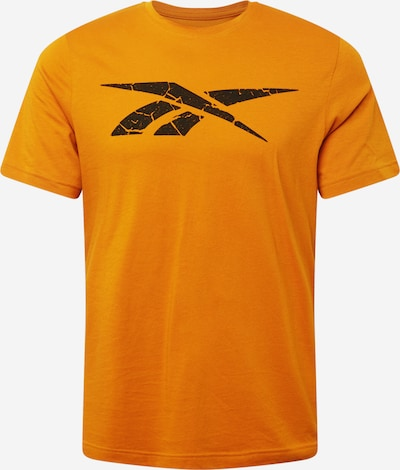 Reebok Sport Funktionstopp i orange / svart, Produktvy