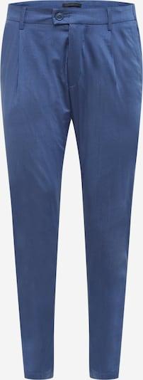 DRYKORN Pantalon à pince 'CARE' en bleu foncé, Vue avec produit