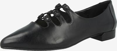 GERRY WEBER Ballerina  'Barcelona' in schwarz, Produktansicht