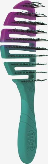 Wet Brush Bürste 'Flex Dry' in grün / lila, Produktansicht