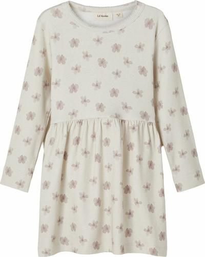 NAME IT Kleid in camel / weiß, Produktansicht