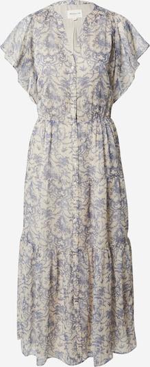 Maison 123 Shirt Dress 'LAIZA' in Ecru / Dusty blue, Item view