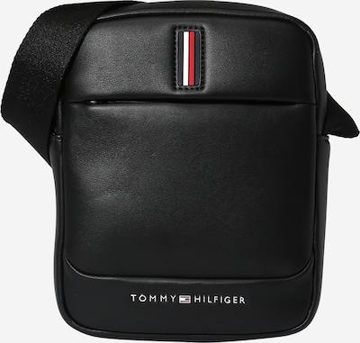 TOMMY HILFIGER Taška cez rameno 'Metro' - námornícka modrá / červená / čierna / biela, Produkt