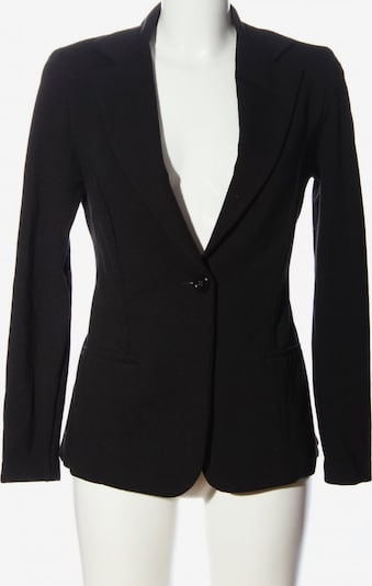 Piú & Piú Kurz-Blazer in XL in schwarz, Produktansicht