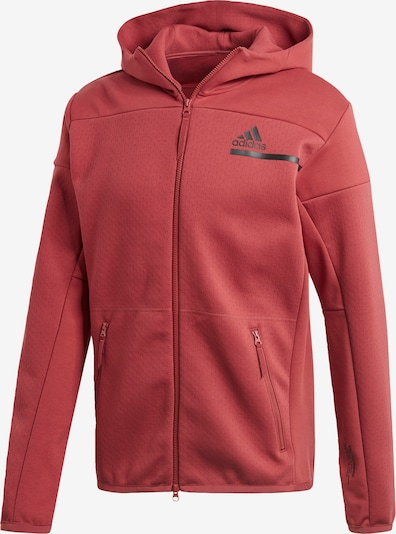 ADIDAS PERFORMANCE Pullover in rot, Produktansicht
