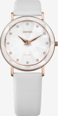 JOWISSA Analog Watch 'Facet' in Pink