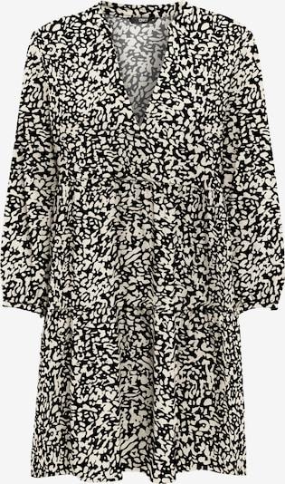 ONLY Kleid in schwarz / weiß, Produktansicht