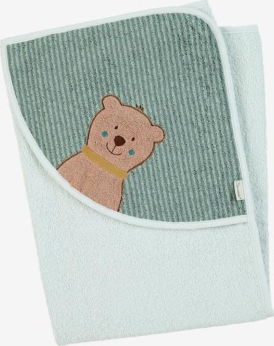 STERNTALER Handtuch in braun / grün, Produktansicht