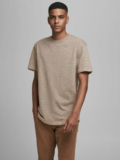 JACK & JONES Shirt in de kleur Beige: Vooraanzicht