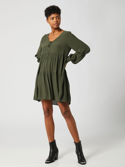 LeGer by Lena Gercke Kleid  'Vanessa' in oliv, Modelansicht