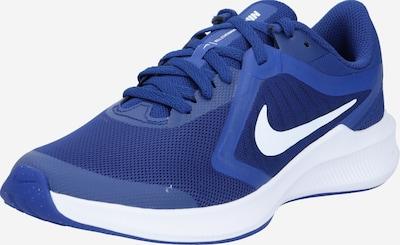 NIKE Laufschuh in dunkelblau / weiß, Produktansicht