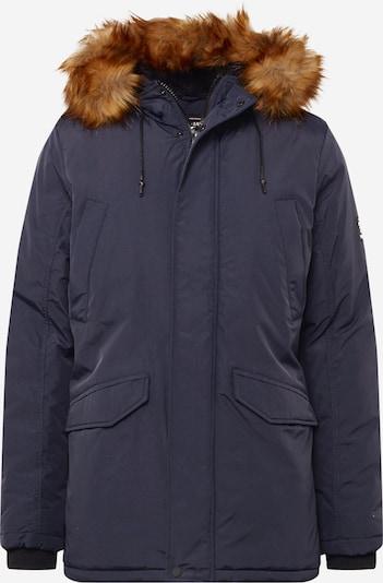 Cars Jeans Zimska jakna 'Zagare' u mornarsko plava, Pregled proizvoda