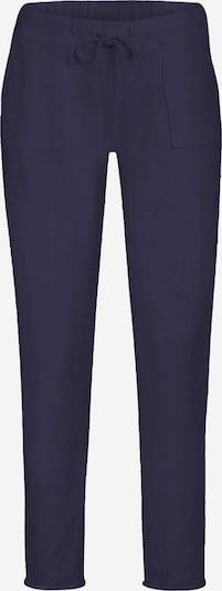 SET Pantalon en bleu marine, Vue avec produit