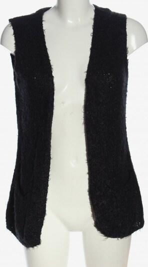 Biaggini Strickweste in M in schwarz, Produktansicht
