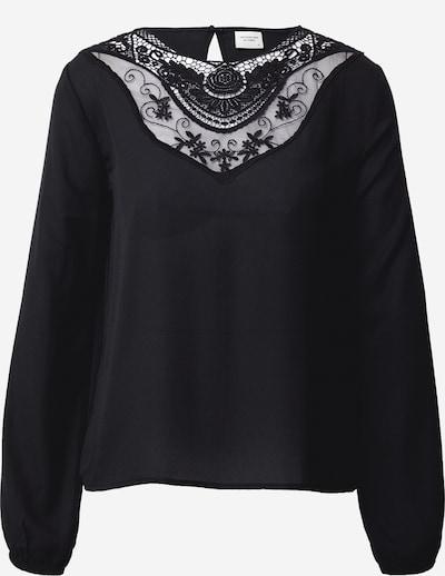 JACQUELINE de YONG Bluse 'KALINKA' in schwarz, Produktansicht