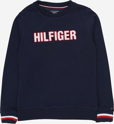 Tommy Hilfiger Underwear Sweatshirt in de kleur Donkerblauw / Rood / Wit, Productweergave