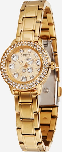 GUESS Analogais pulkstenis 'LADIES DRESS' Zelts, Preces skats