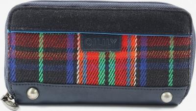 OILILY Geldbörse in One Size in blau / grün / rot, Produktansicht