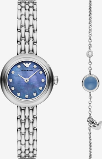 ARMANI Analog Watch in Blue / Silver, Item view