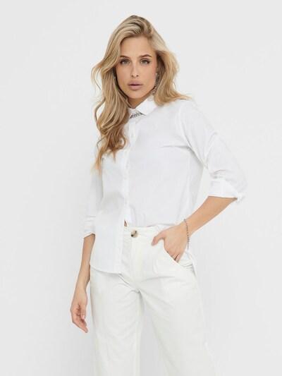 JDY Bluza u bijela, Prikaz modela